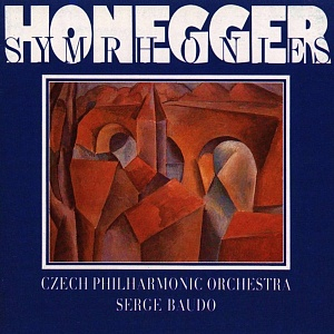 Honegger: Symphonies Nos 1-5, Pacific 231, Mouvement symphonique ...