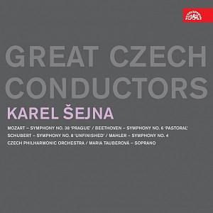 Karel Šejna  Great Czech Conductors – Various Artists